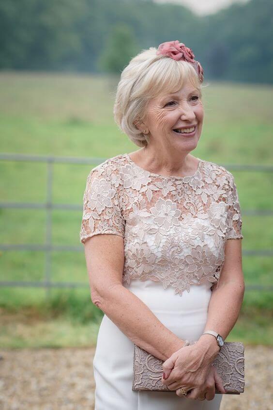 0359c571e749 Aké šaty vybrať pre svadobnú mamu  - Lovely.sk