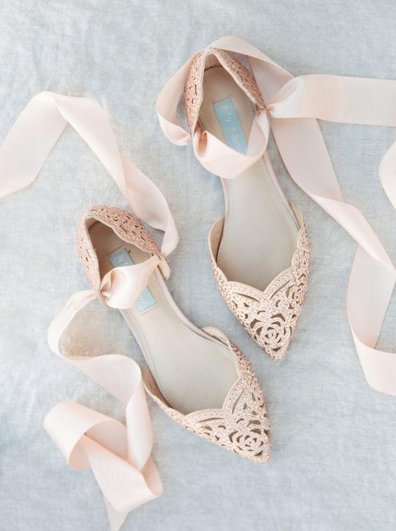 213cac1d74 Ako si vybrať správne svadobné topánky - Lovely.sk