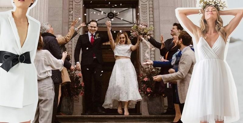 fca2505423bf Čo si obliecť na svadbu na úrade  - Lovely.sk