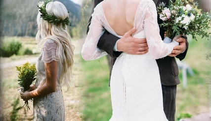 bf913c54b45b Popolnočné šaty na svadbu  Aké si vybrať