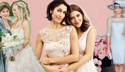 44fa3c862901 Aké šaty vybrať pre svadobnú mamu