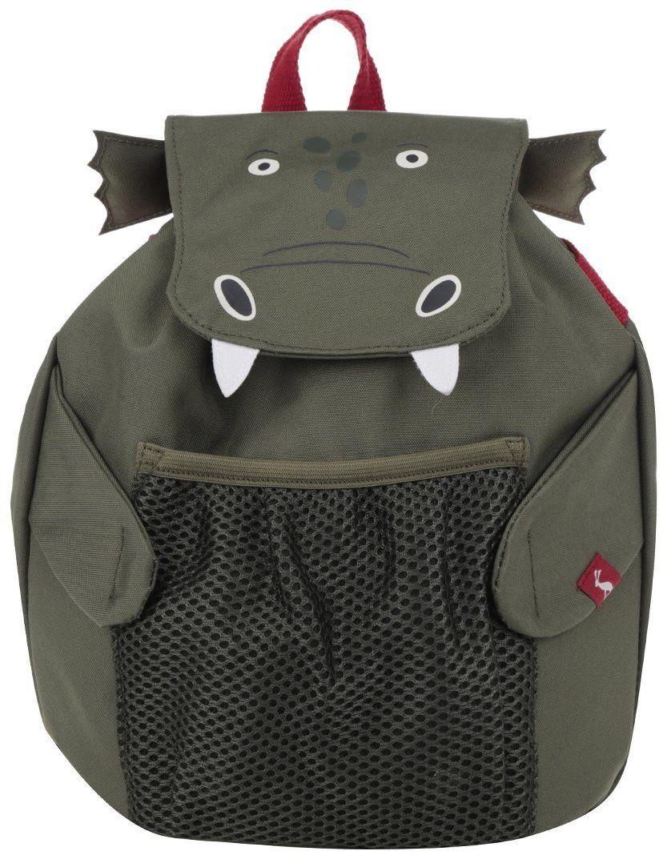 ccc48d6d731 Zelený chlapčenský batoh v tvare draka Tom Joule značky Tom Joule -  Lovely.sk