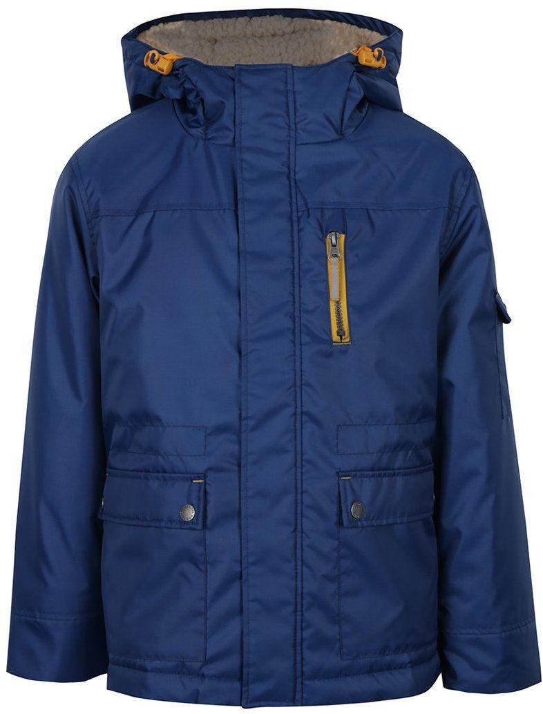 cac88fdae6a1 Modrá chlapčenská bunda s kapucňou 5.10.15. značky 5.10.15. - Lovely.sk