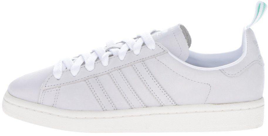 Sivé dámske kožené tenisky adidas Originals Campus značky adidas Originals  - Lovely.sk d80109d562
