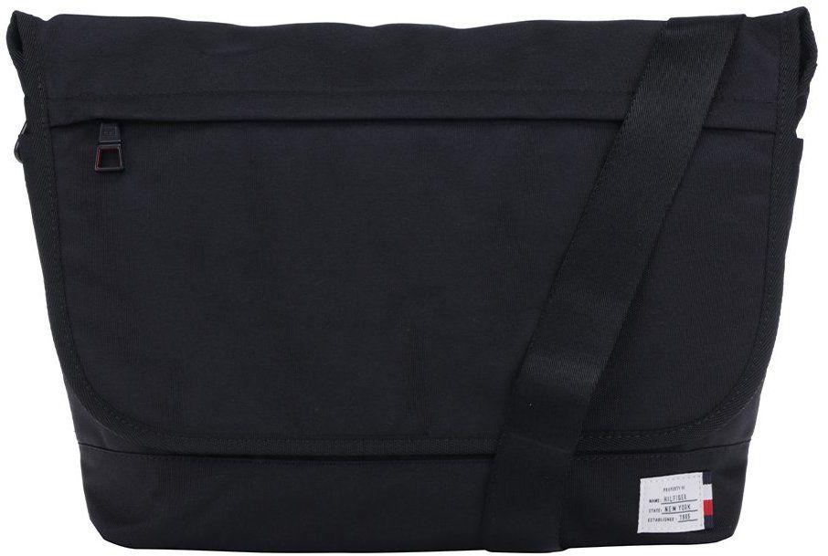 63beabfd3c Čierna pánska taška na notebook Tommy Hilfiger Tommy Manhattan značky Tommy  Hilfiger - Lovely.sk