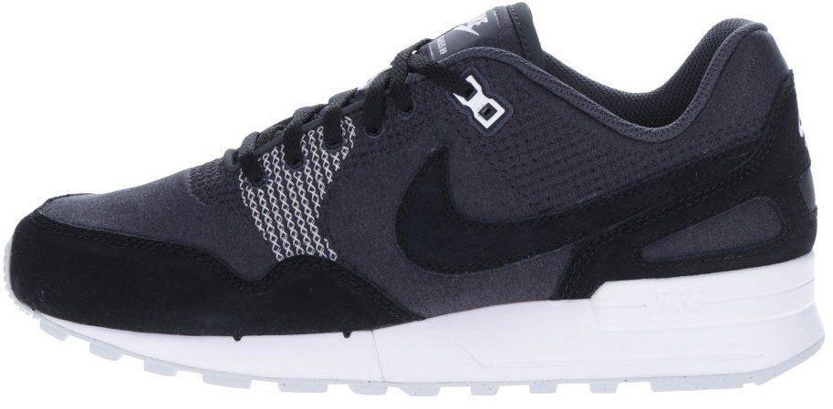 Čierno-sivé pánske tenisky so semišovými detailmi Nike Air Pegasus´89  značky Nike - Lovely.sk 81bdd68baad