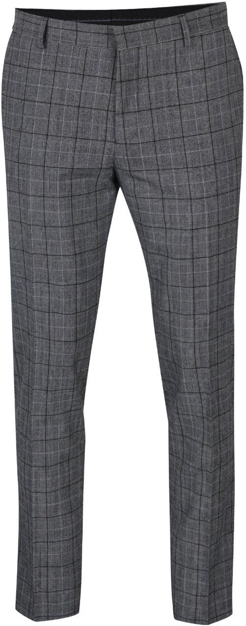 74db002f49 Sivé oblekové vlnené nohavice Jack   Jones Premium Ranton značky Jack    Jones - Lovely.sk