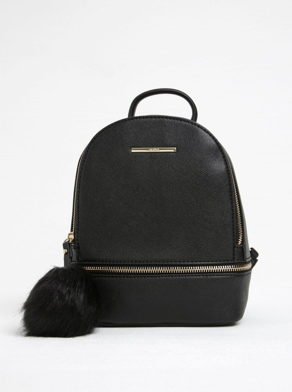 a2e68fe990 Čierny dámsky malý batoh ALDO Parma značky ALDO - Lovely.sk