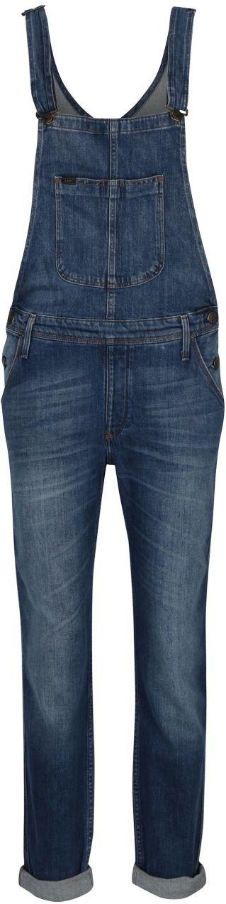 15fa9defbd30 Modré dámske rifľové nohavice s trakmi Lee Chelsea značky Lee - Lovely.sk