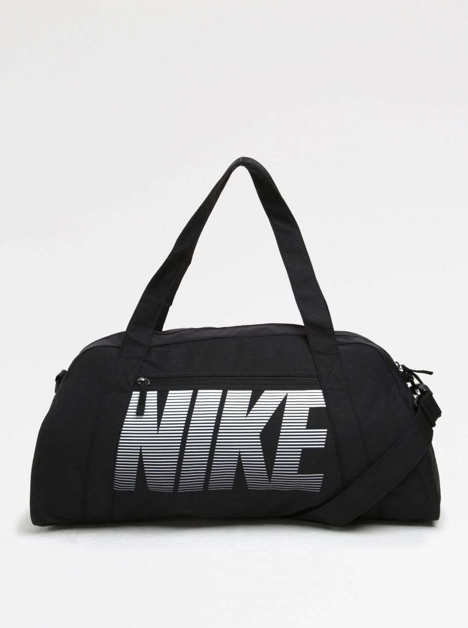 97acc204a397e Čierna športová taška s potlačou Nike Gym Club 30 l značky Nike - Lovely.sk