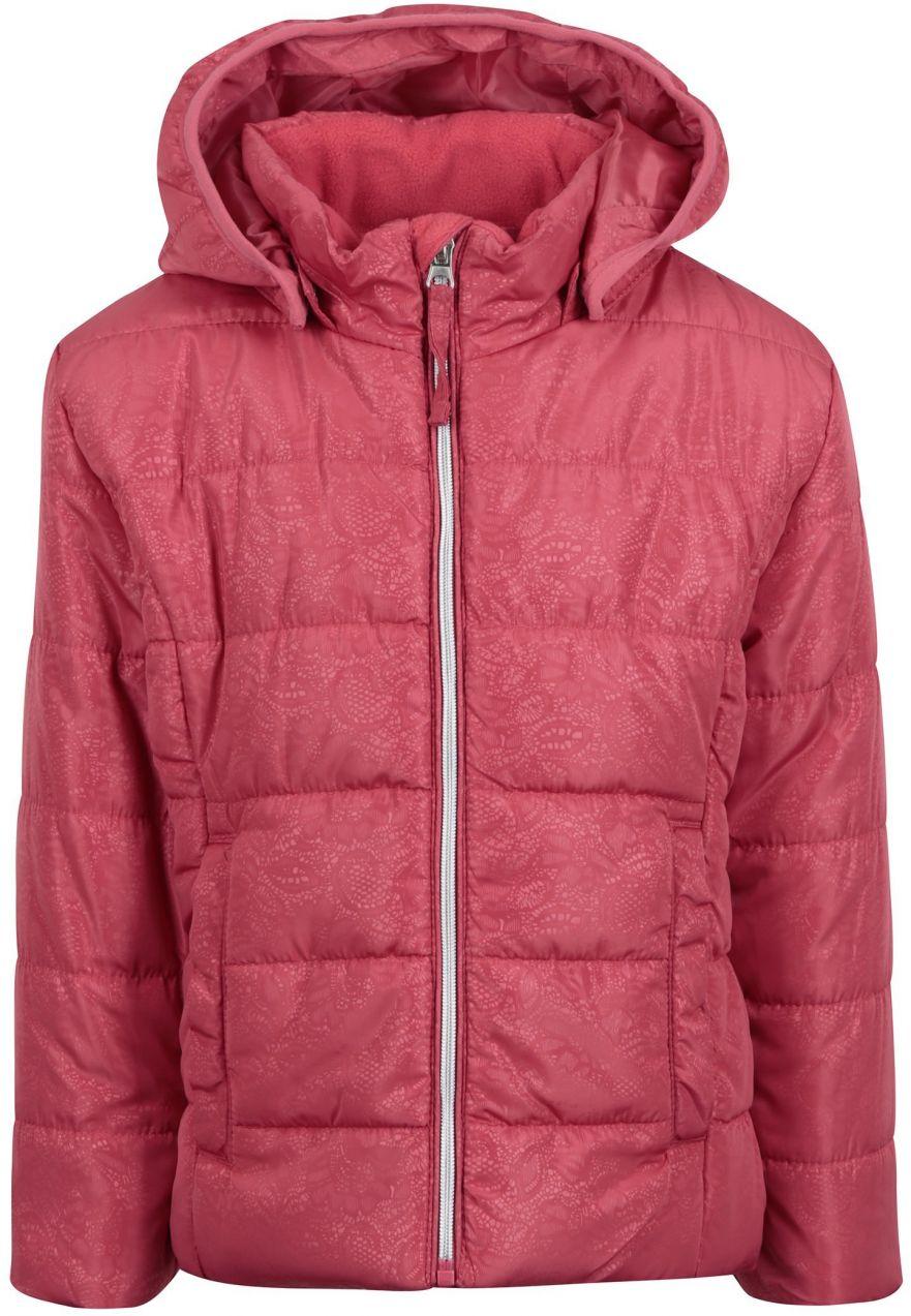Ružová vzorovaná dievčenská prešívaná bunda name it Mit značky name it -  Lovely.sk 62eff22fac1