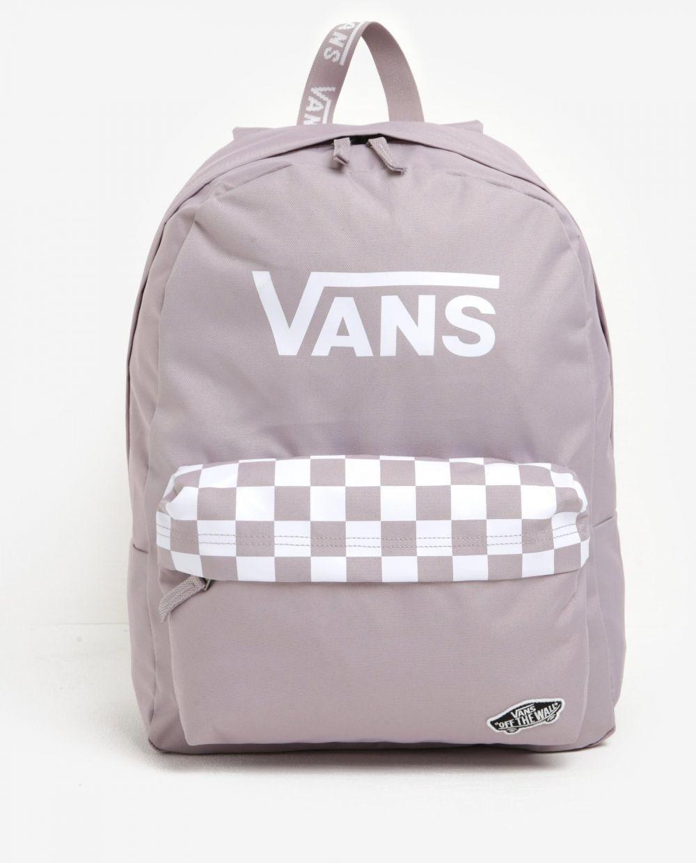 cb719a5575897 Ružový dámsky batoh s potlačou VANS Sporty Realm 22 l značky Vans -  Lovely.sk