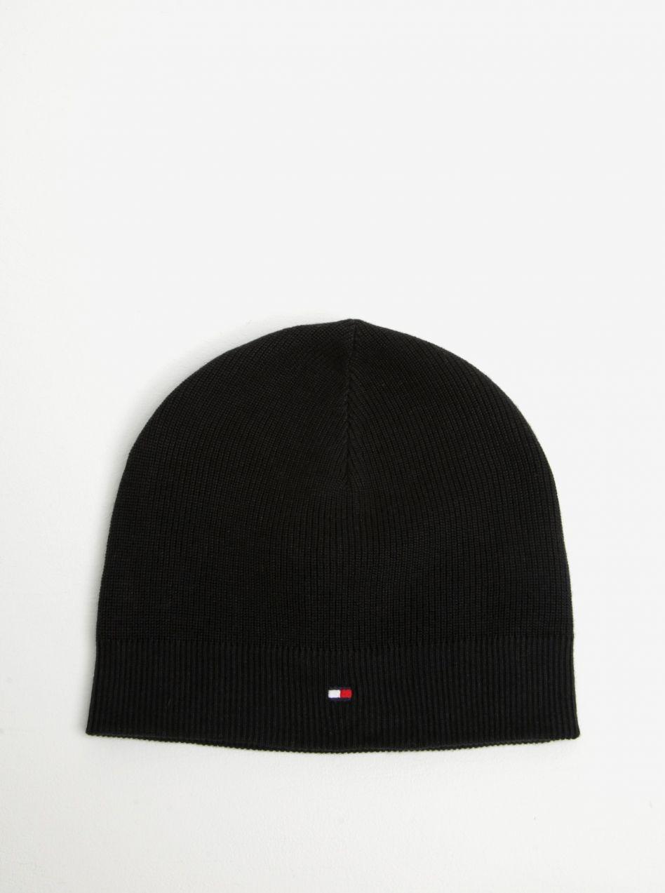 Čierna pánska čiapka Tommy Hilfiger značky Tommy Hilfiger - Lovely.sk ffbdfb235de