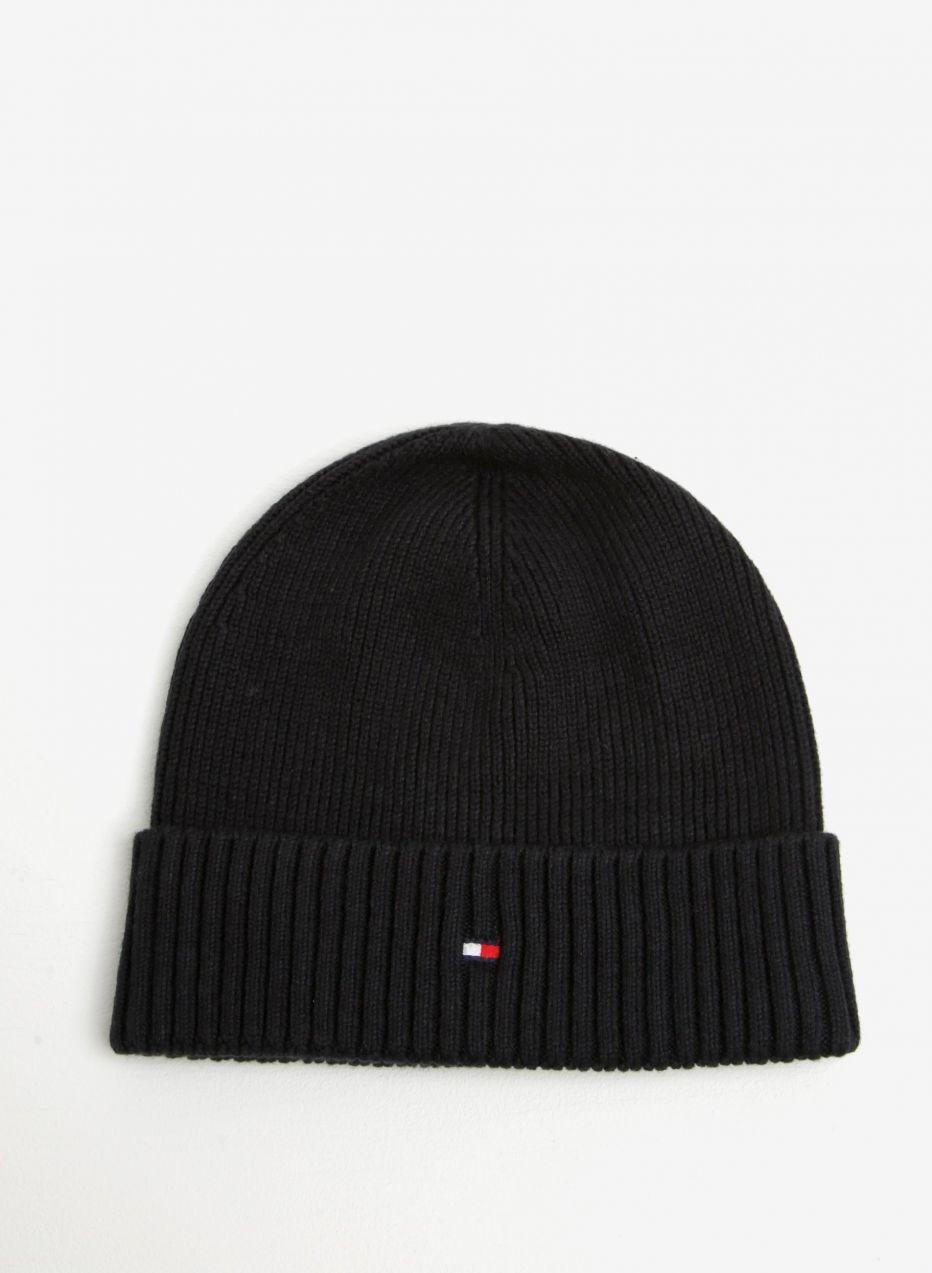 Čierna pánska čiapka Tommy Hilfiger značky Tommy Hilfiger - Lovely.sk ad50051e4a9