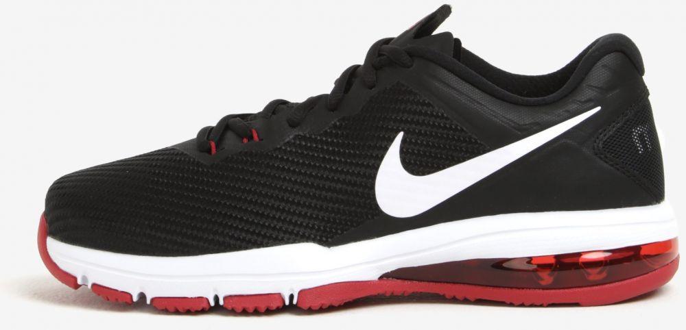 Čierne pánske tenisky Nike Air Max Full Ride značky Nike - Lovely.sk 3469145d2fe