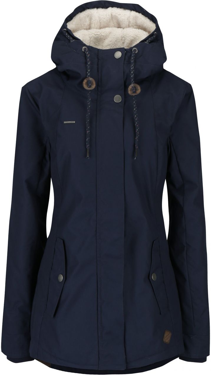 Tmavomodrá dámska zimná bunda Ragwear Monade značky Ragwear - Lovely.sk 30118a30922