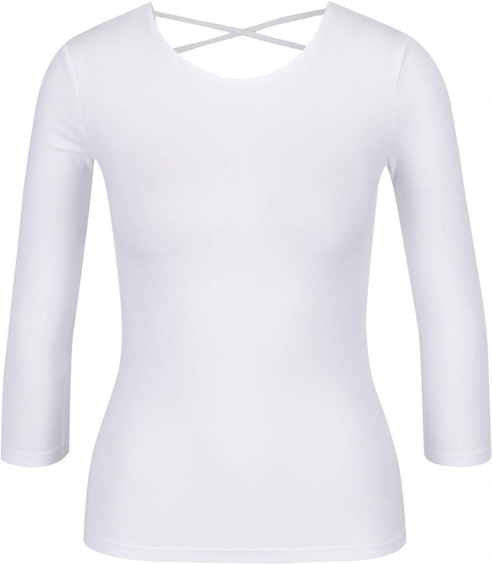 ecfe720ccf Biele tričko s pásikmi na chrbte TALLY WEiJL značky TALLY WEiJL - Lovely.sk