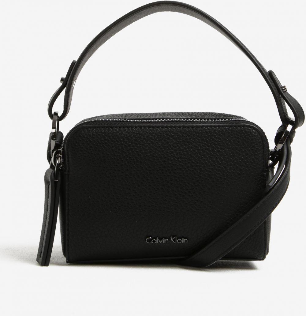 3361d1b8b6 Čierna dámska crossbody kabelka Calvin Klein Jeans Nicky značky Calvin  Klein Jeans - Lovely.sk