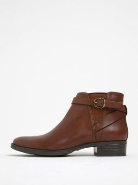 f6ba621f6b Cristin Dámske členkové topánky ELISABETH1 LUREX BRONZO značky ...