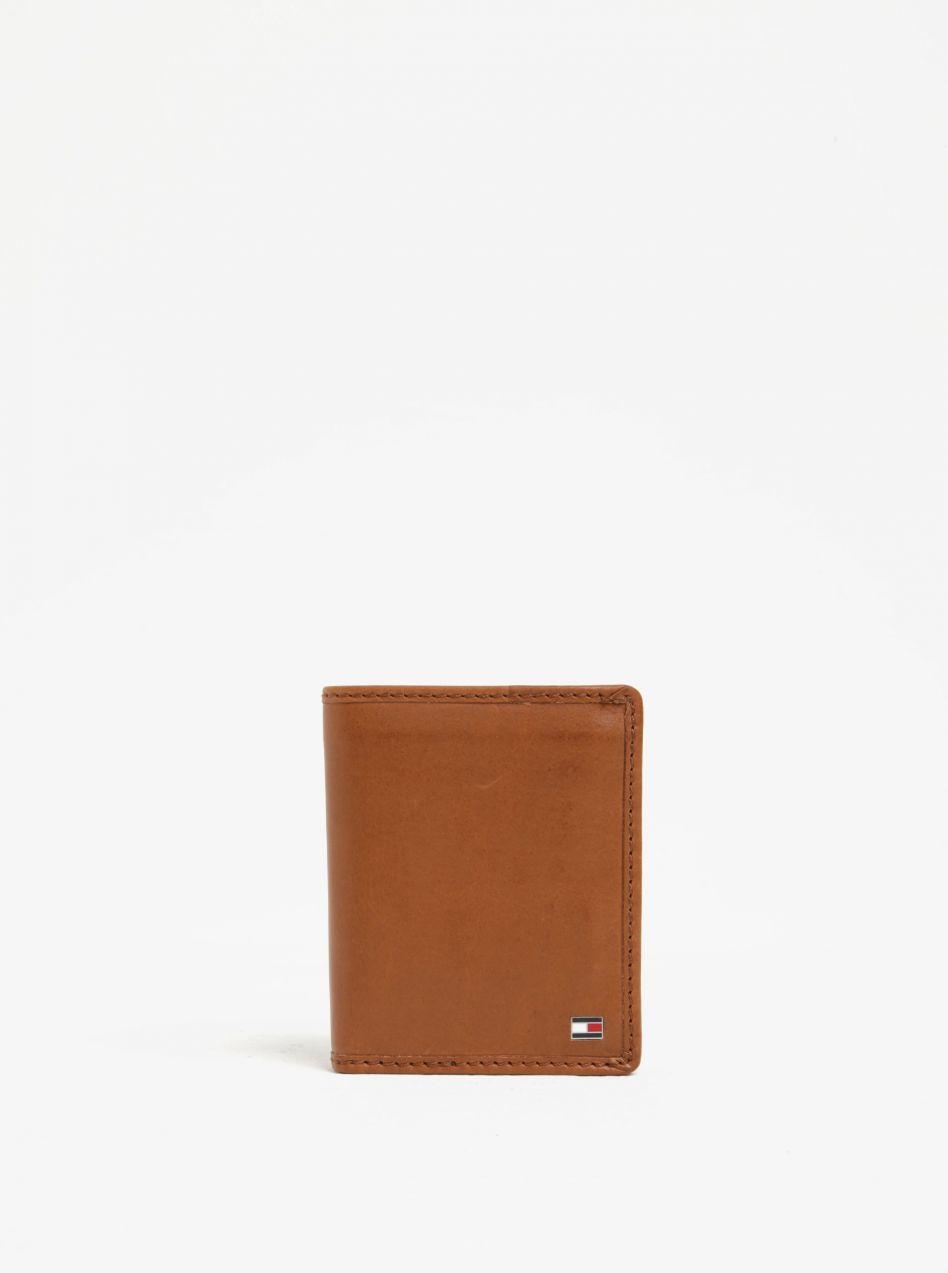 Malá hnedá pánska kožená peňaženka Tommy Hilfiger značky Tommy Hilfiger -  Lovely.sk ab6f8f59ca7