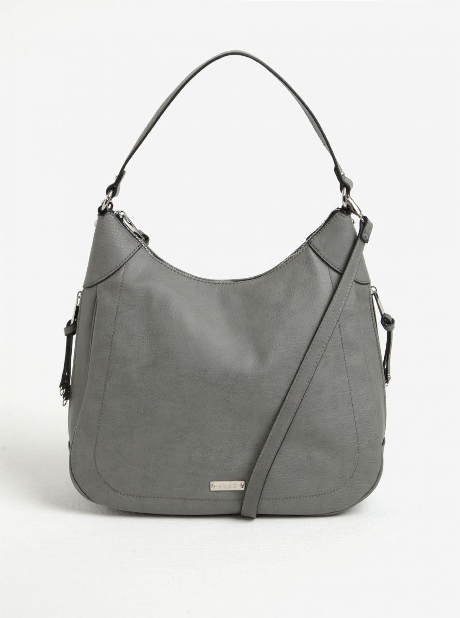 a70e7d2602 Sivá kabelka cez rameno Juno značky Juno - Lovely.sk