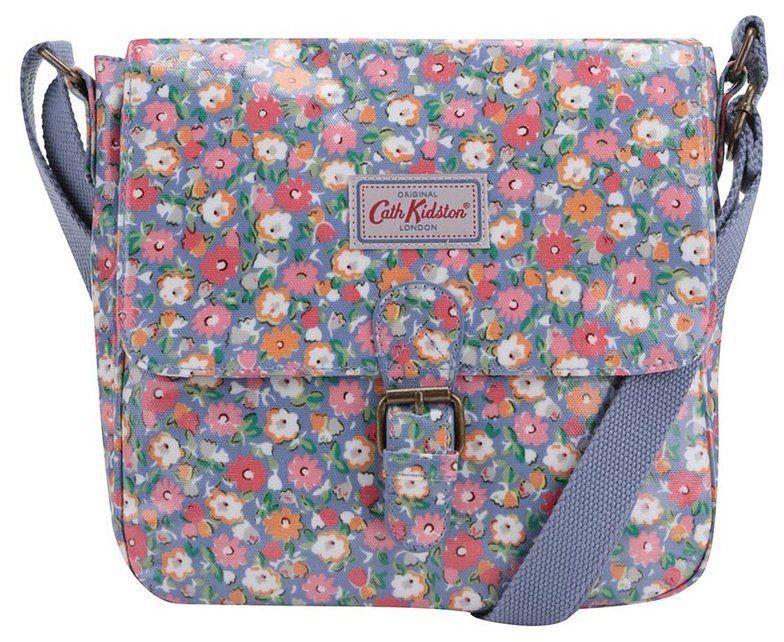 8a90331fed Modrá kvetinová crossbody kabelka Cath Kidston značky Cath Kidston -  Lovely.sk