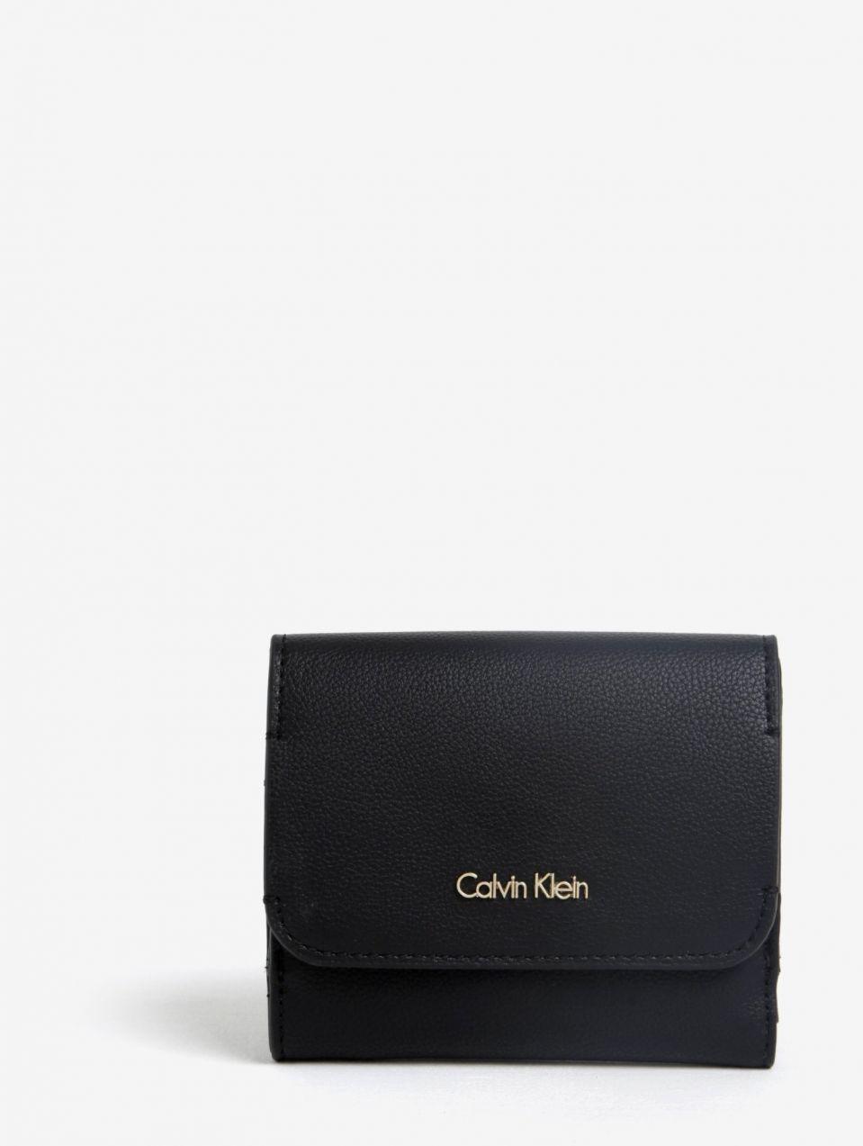 b21fc8d66ef Čierna peňaženka Calvin Klein Jeans Metropolitan značky Calvin Klein Jeans  - Lovely.sk