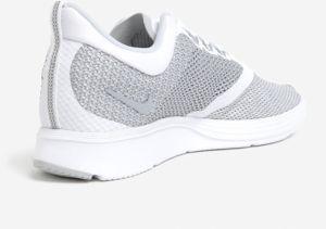 Sivo-biele pánske tenisky Nike Zoom Strike Running značky Nike ... 92d89b23f20