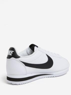 fce5c378b72e9 Čierno-biele dámske tenisky Nike Classic Cortez značky Nike - Lovely.sk