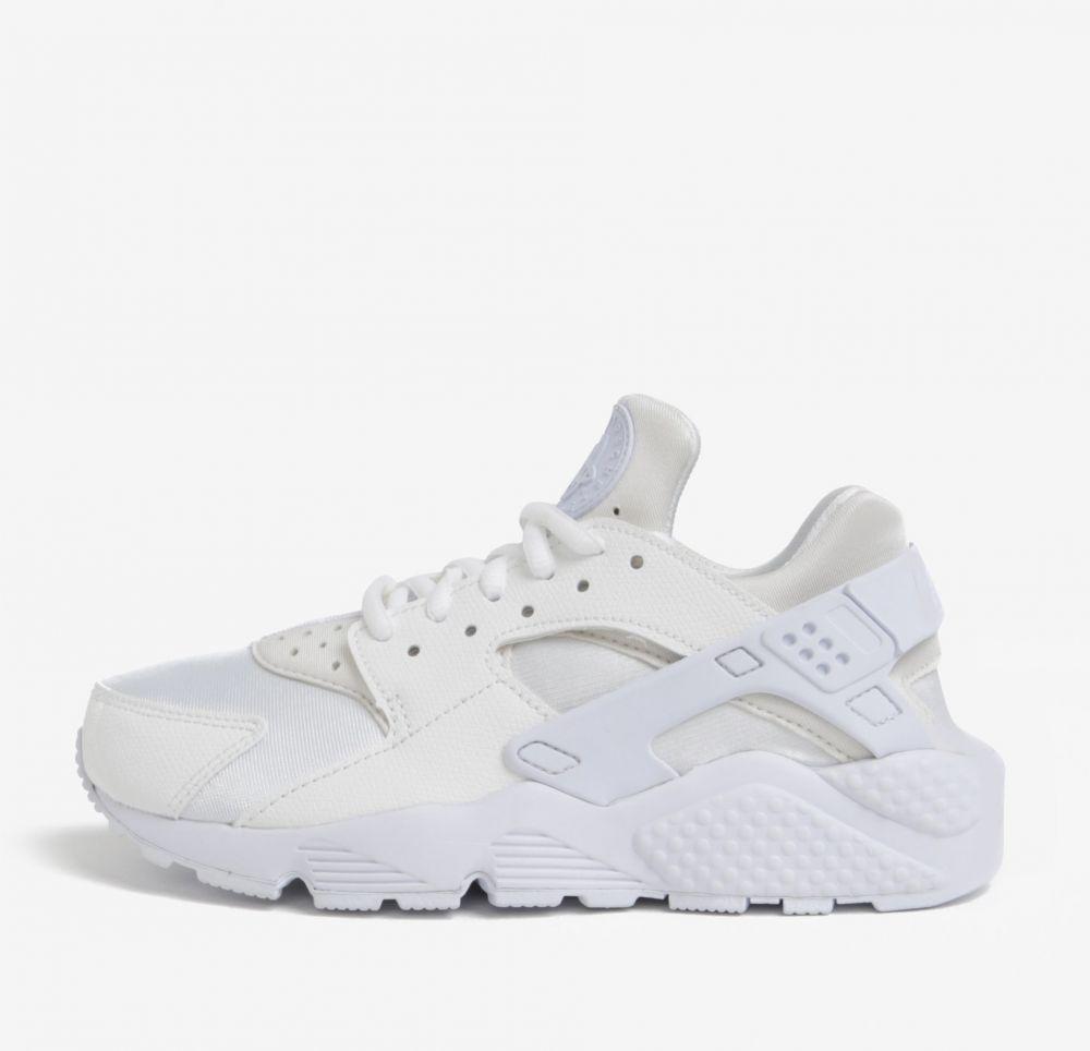c2a1b441c Biele dámske tenisky Nike Air Huarache Run značky Nike - Lovely.sk