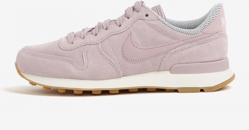 e76628246 Staroružové dámske kožené tenisky Nike Internationalist značky Nike -  Lovely.sk