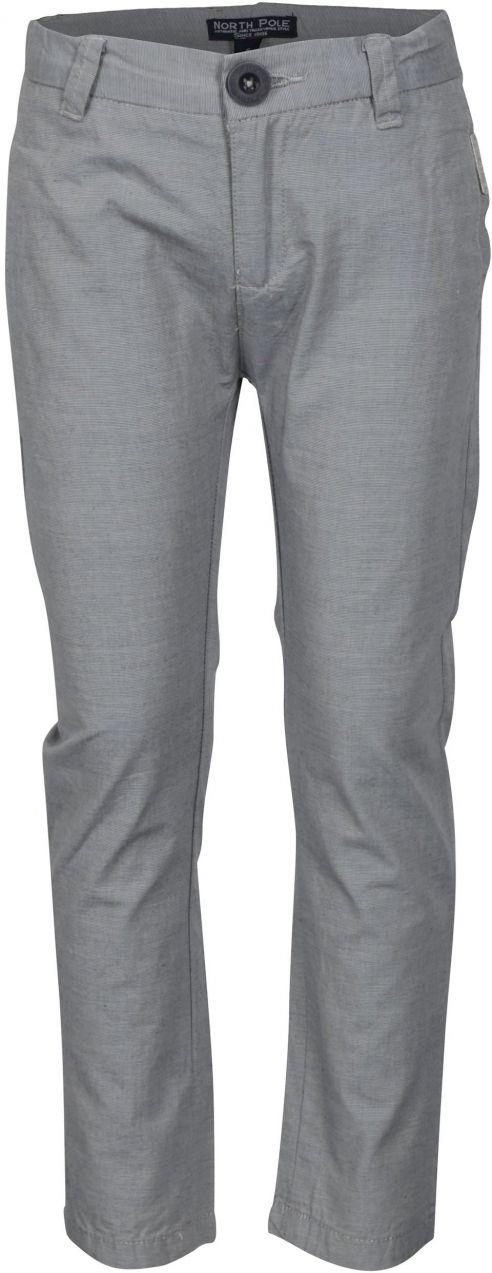 8c5974aa19e3 Sivé chlapčenské nohavice s vreckami North Pole Kids značky North Pole Kids  - Lovely.sk