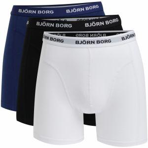 8bd6d4fea2 Súprava troch boxeriek v bielej