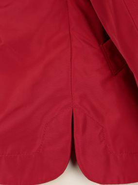 Červená dámska funkčná bunda Geox značky Geox - Lovely.sk 21f178a245c