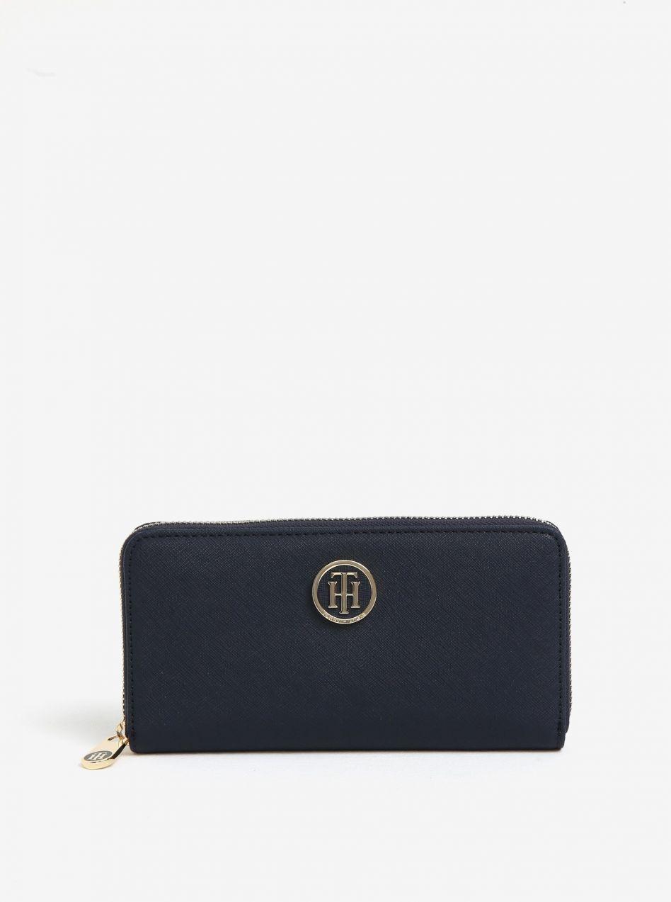 Tmavomodrá dámska peňaženka na zips Tommy Hilfiger značky Tommy Hilfiger -  Lovely.sk ae015027492