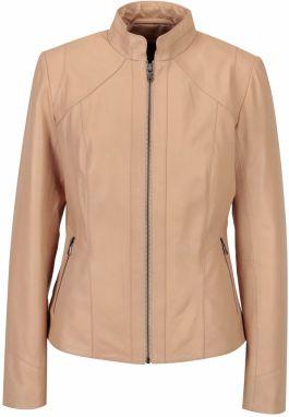 Čierna dámska kožená bunda s prackou KARA Diva značky KARA - Lovely.sk 9b8c78c8f5b