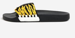 66f5059433 Čierne šľapky s logom Ivy Park značky Ivy Park - Lovely.sk