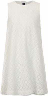 Biele dievčenské šaty - Lovely.sk 645cd3b30cc