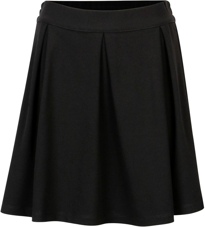 7c2242f522fb Čierna áčková sukňa Jacqueline de Yong Catia značky Jacqueline de Yong -  Lovely.sk