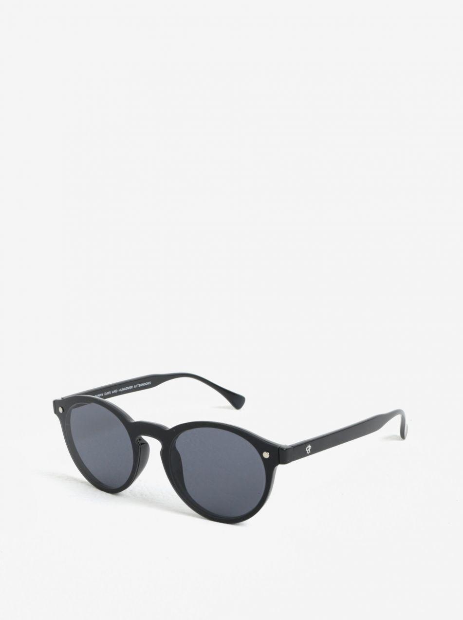 54f6f877a Čierne dámske slnečné okuliare CHPO Mcfly značky CHPO - Lovely.sk