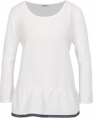 a708d6167141 Biely top s odhalenými ramenami a 3 4 rukávom Haily´s Rina značky ...