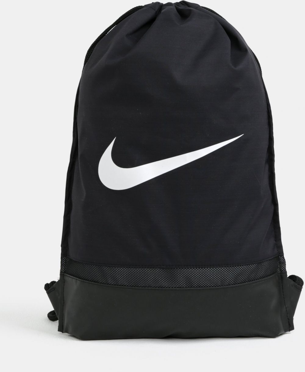 3801f16808 Čierny vodoodolný vak Nike Brasilia značky Nike - Lovely.sk