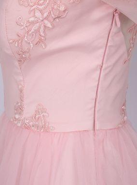 54f0110211ae Ružové šaty Chi Chi London Krizia značky Chi Chi London - Lovely.sk
