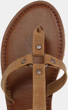 Hnedé dámske sandále Roxy Soria značky Roxy - Lovely.sk 9dabad8570