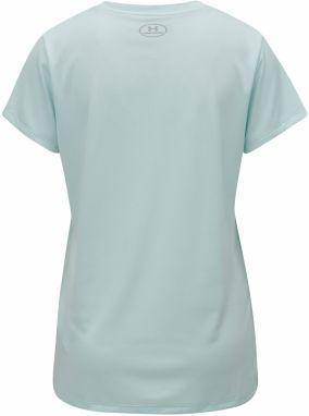 Mentolové dámske funkčné tričko Under Armour Solid značky UNDER ... abb94b26272