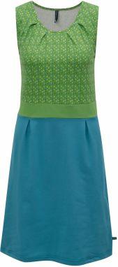 a66858156c05 Zeleno-tyrkysové šaty Tranquillo Irina
