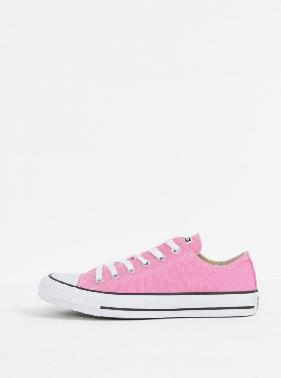 Ružové dámske tenisky Converse Chuck Taylor All Star značky Converse -  Lovely.sk f99ee0d94cc