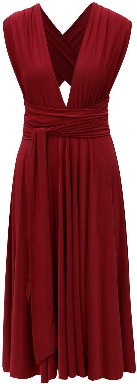 ce942aec27d0 Vínové variabilné šaty sukňa ZOOT značky ZOOT - Lovely.sk