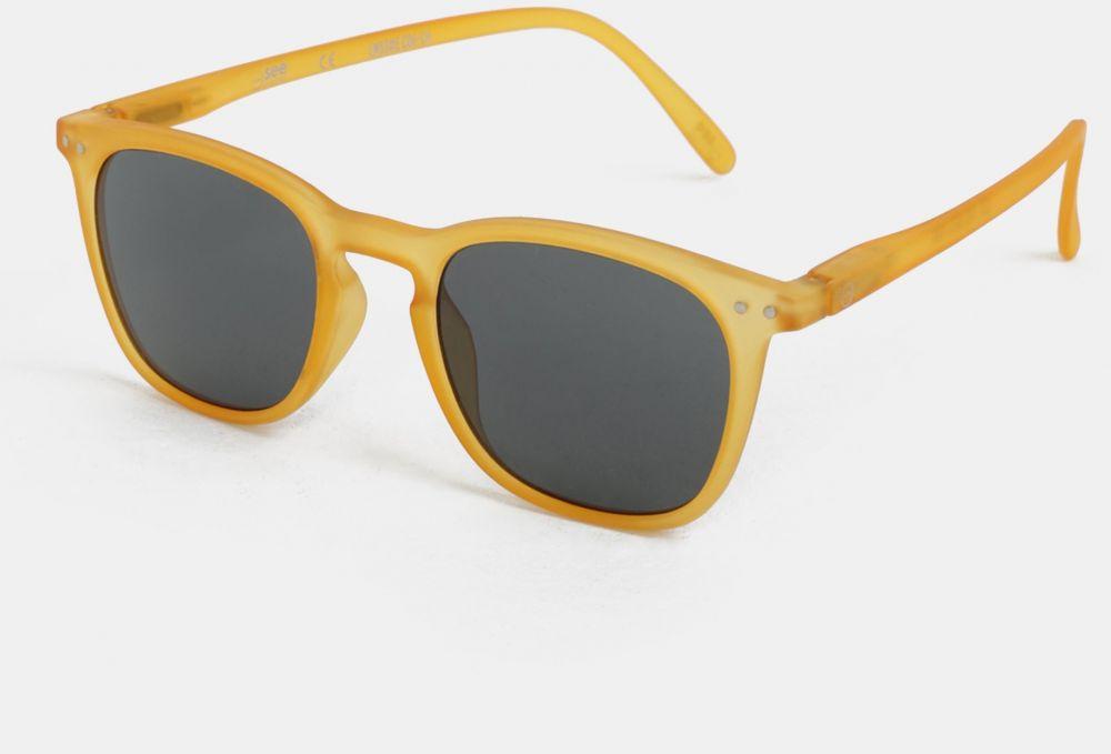 e7530f64d Žlté unisex slnečné okuliare IZIPIZI #E značky IZIPIZI - Lovely.sk