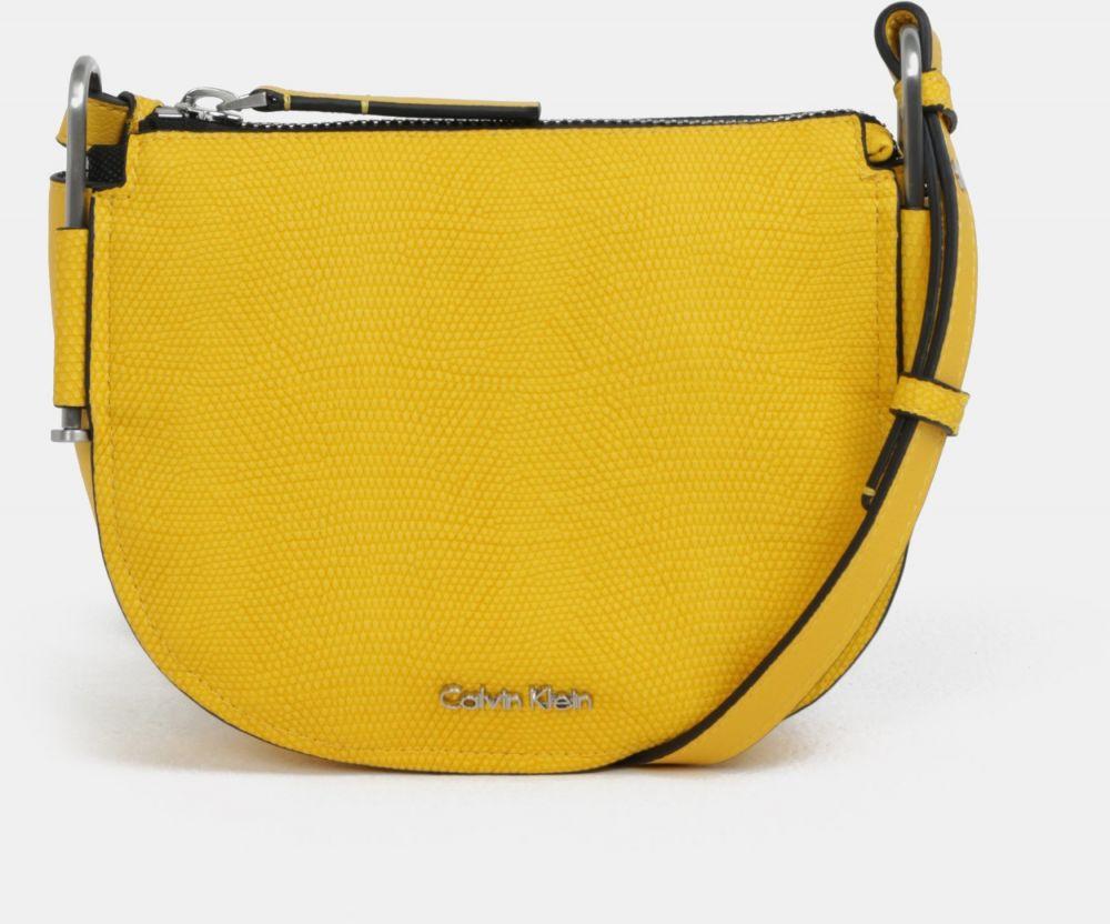 c8e1e1e506 Žltá crossbody kabelka Calvin Klein Jeans značky Calvin Klein Jeans -  Lovely.sk